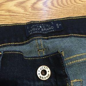 Lucky Brand Sofia Skinny jeans size women's 6/28R